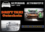 "Drift Taxi ""FULL XXL PACKAGE"" - Superior Automotive Drift Team Gutschein"